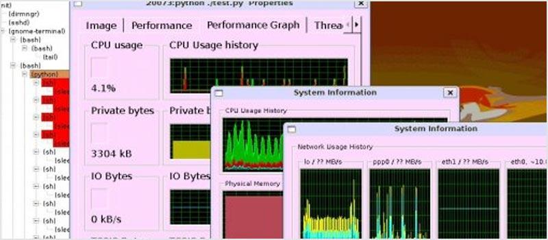 linux-process-monitor