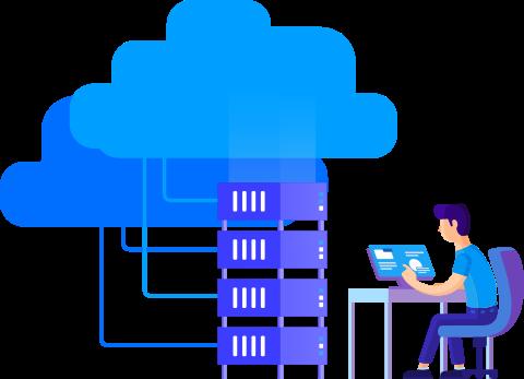 Арендовать виртуальный сервер в облаке