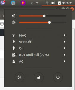 Сон в Ubuntu