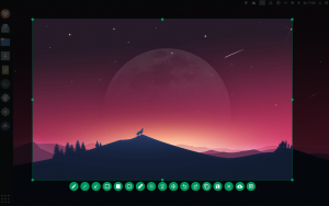 Удобная программа для создания скриншотов под линукс