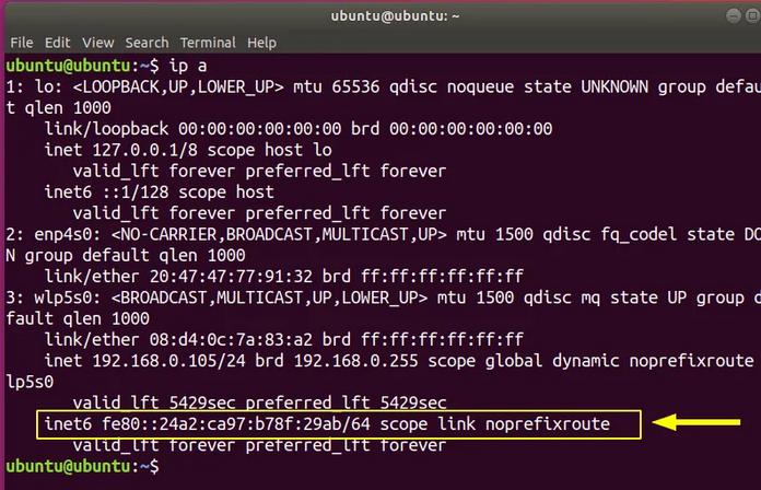 Как отключить IPv6 в Debian / Ubuntu